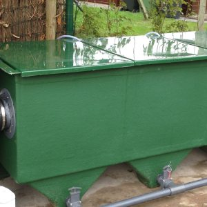 Vijverfilter voor vijvers tot 40000 liter