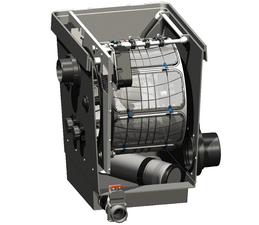 Oase filtersystemen
