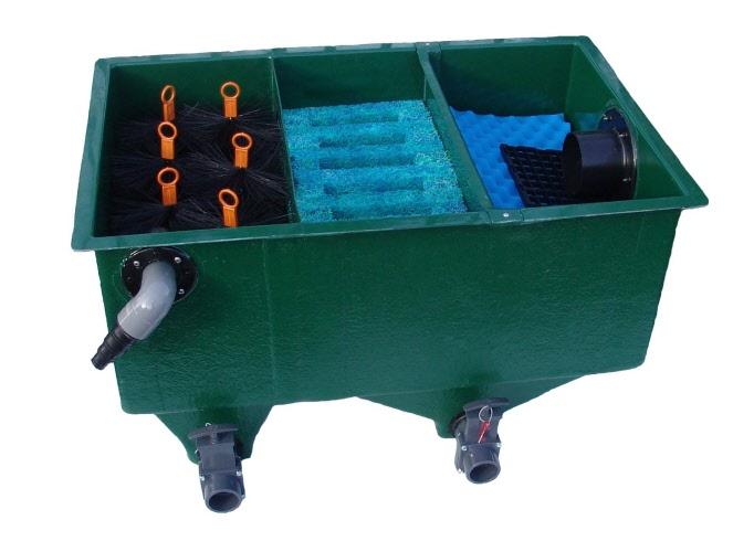 Edouna 3 kamer filtersystemen voor alle vijvers - Model kamer jongen jaar ...