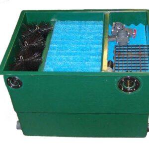 Vijverfilter voor vijvers tot 10000 liter