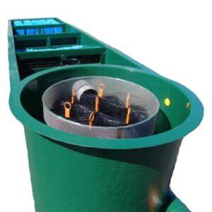 Vijverfilter voor koivijvers tot 40000 liter
