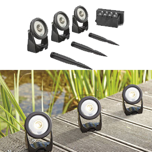 LunAqua Power LED